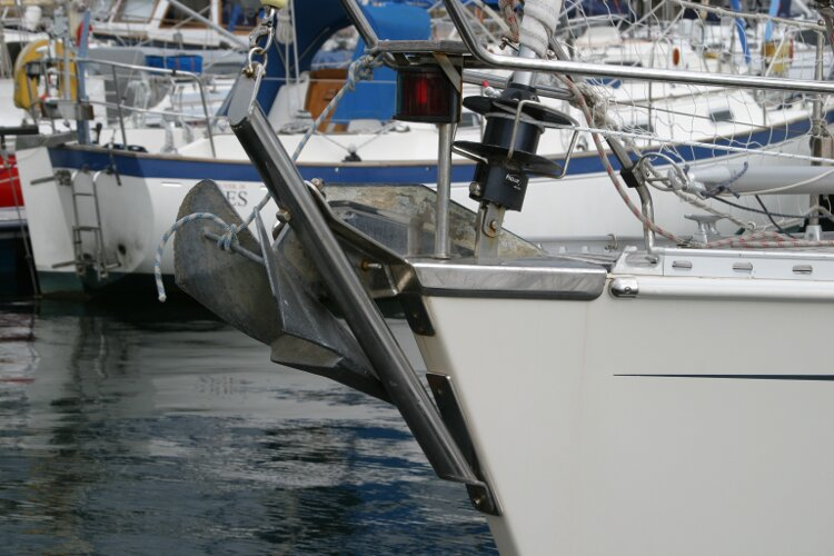 Hanse 411for sale Bow -