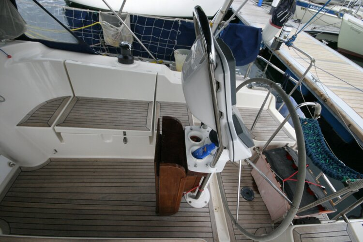 Hanse 411for sale Helm -