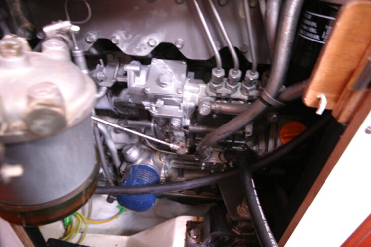 Hanse 411for sale Engine -