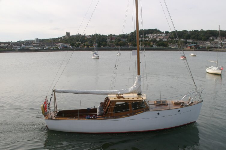 Wooden classic sandbanks not for sale details for for Classic motors for sale