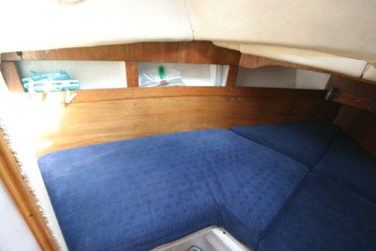 Colvic Springtide 25 Forward cabin