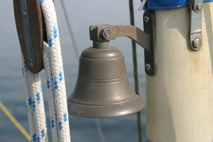 Westerly Renown Ship's Bell!