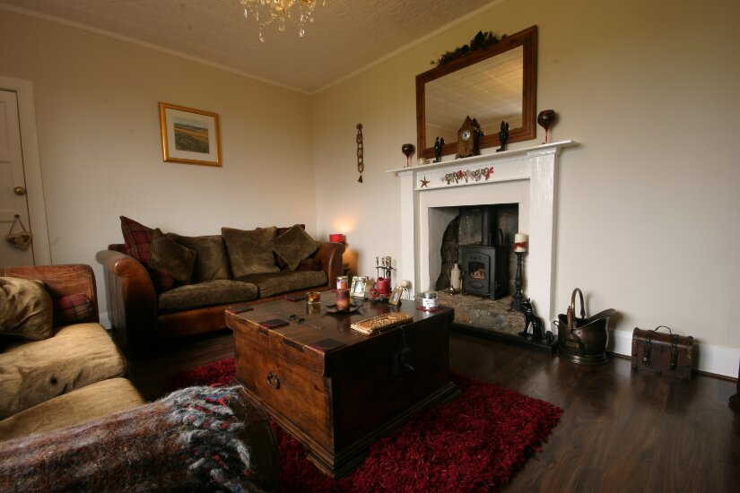 Western Isles Property -  House on the Isle of Lewisfor sale Lounge -