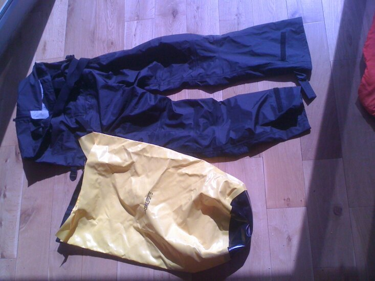 Westerly 22for sale wet weather gear -