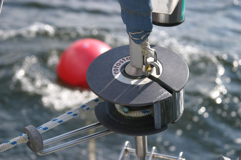 Westerly Riviera 35 MkII Roller Reefing Gear