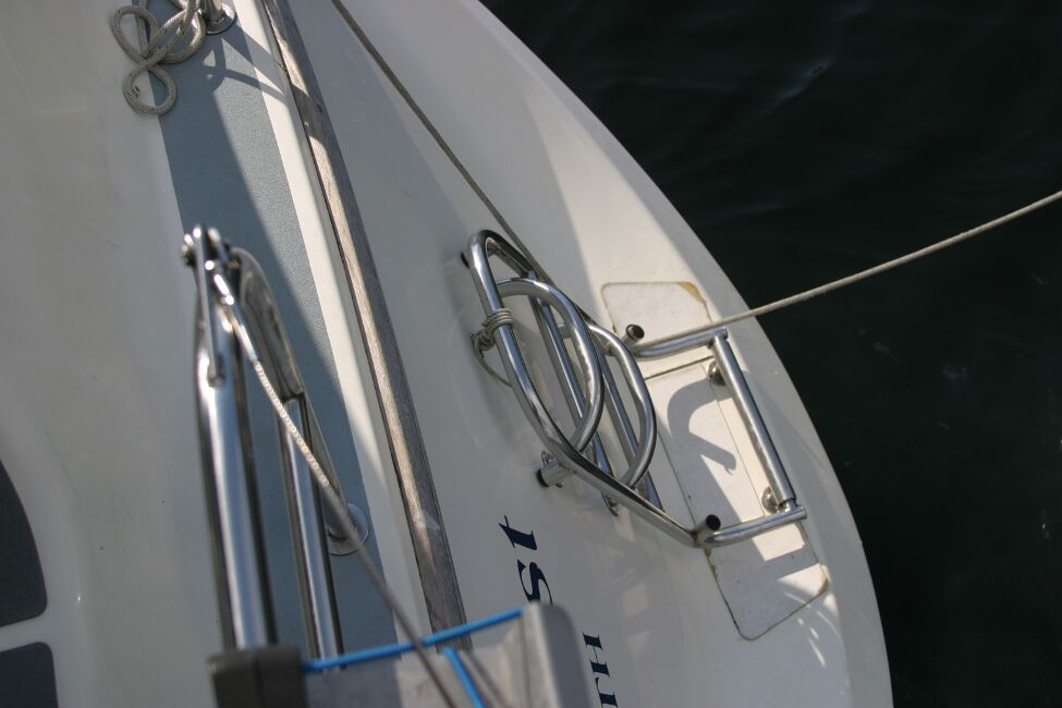 Westerly Riviera 35 MkIIfor sale Shgar Scoop stern - With Boarding Ladder