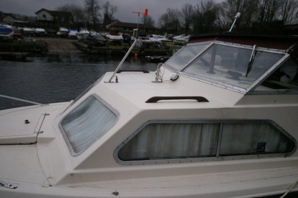Shetland 640 Hardtop Midships