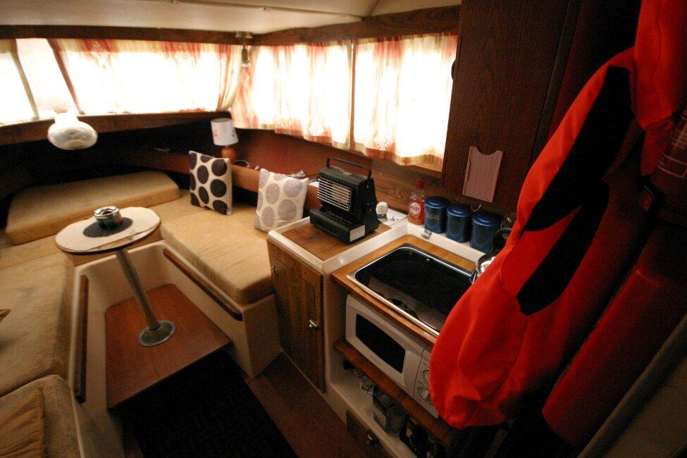 Shetland 640 Hardtop Cabin