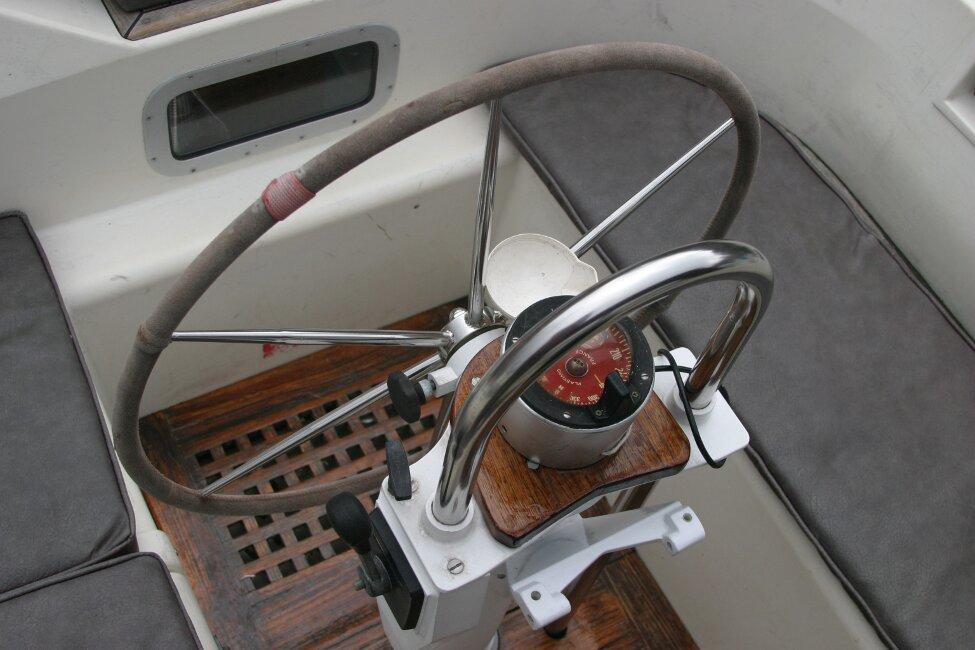 Westerly Corsair Mk 1 Helm