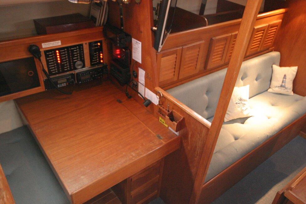 Westerly Corsair Mk 1 Saloon