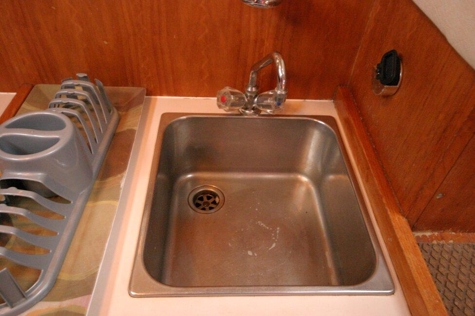 Westerly Corsair Mk 1 Sink