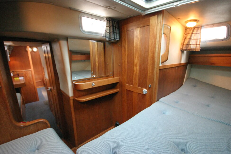 Westerly Corsair Mk 1 Aft cabin