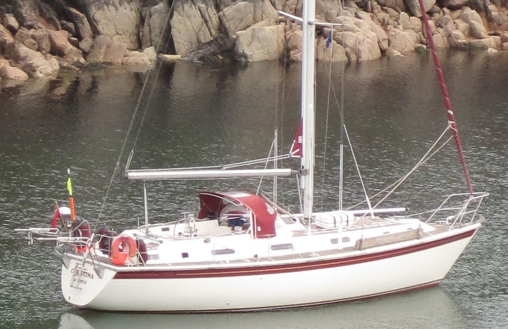 Westerly Corsair Mk 1 Owner's photo