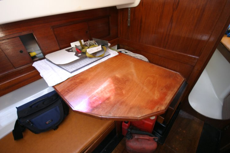 Master Marine Eygthenefor sale Saloon table -