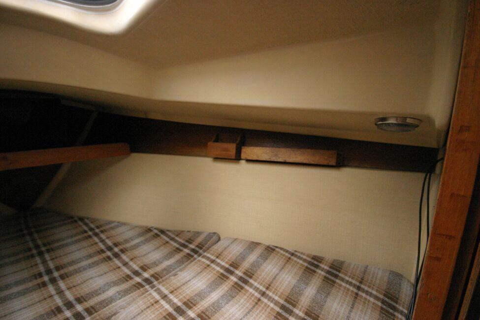 Sadler 29 Forward Cabin Starboard Side