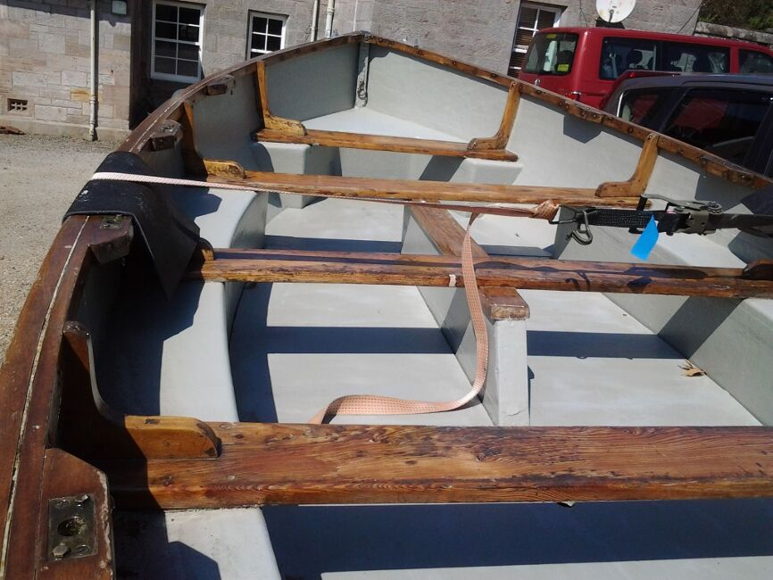 Dayboat  / Fishing Boatfor sale Good seating, excellent fishing boat -