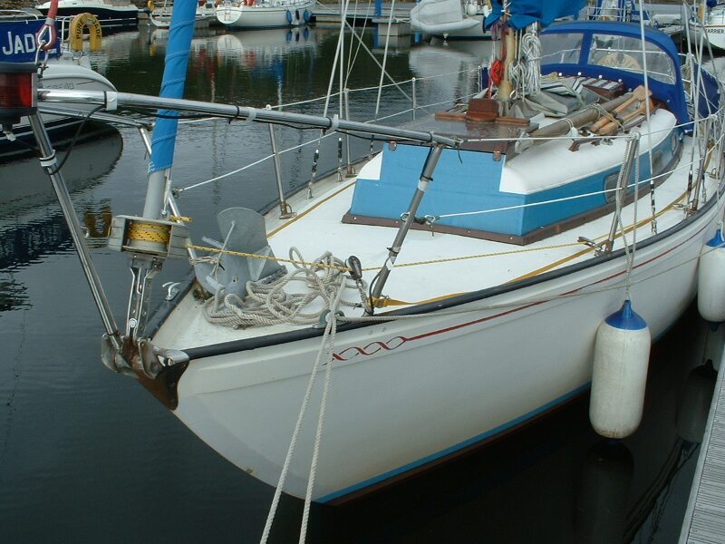 Twister 28for sale Plastimo 810S reefing - Owner's photo