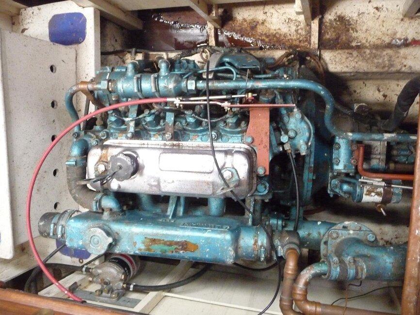 Colvic Watson 26/8 Custom Engine