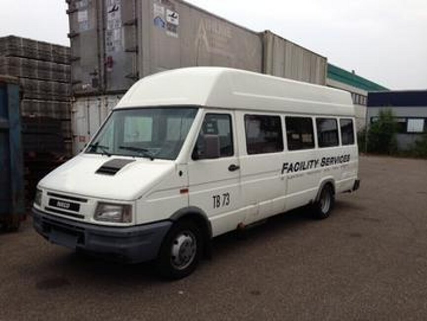 Custom Iveco Motor Home Not For Sale Details For