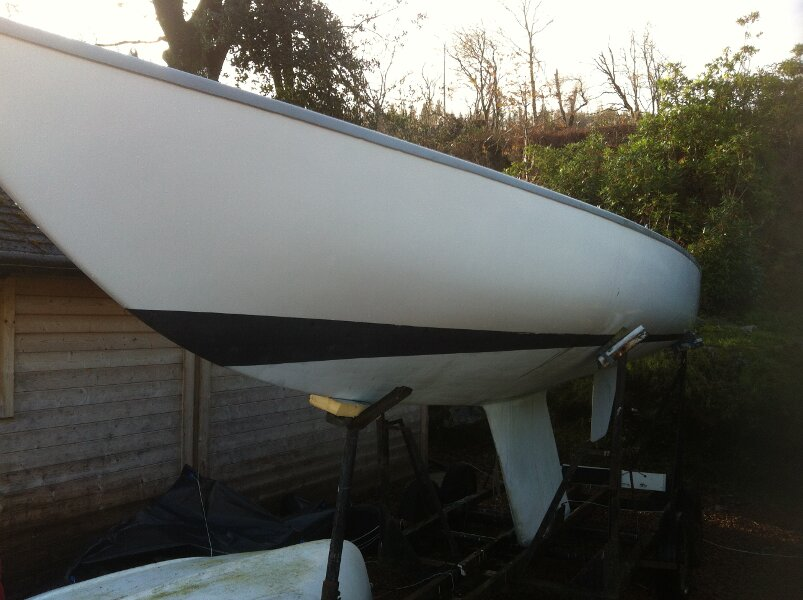 Soling International 27for sale Hull -