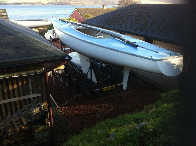 Soling International 27for sale  -