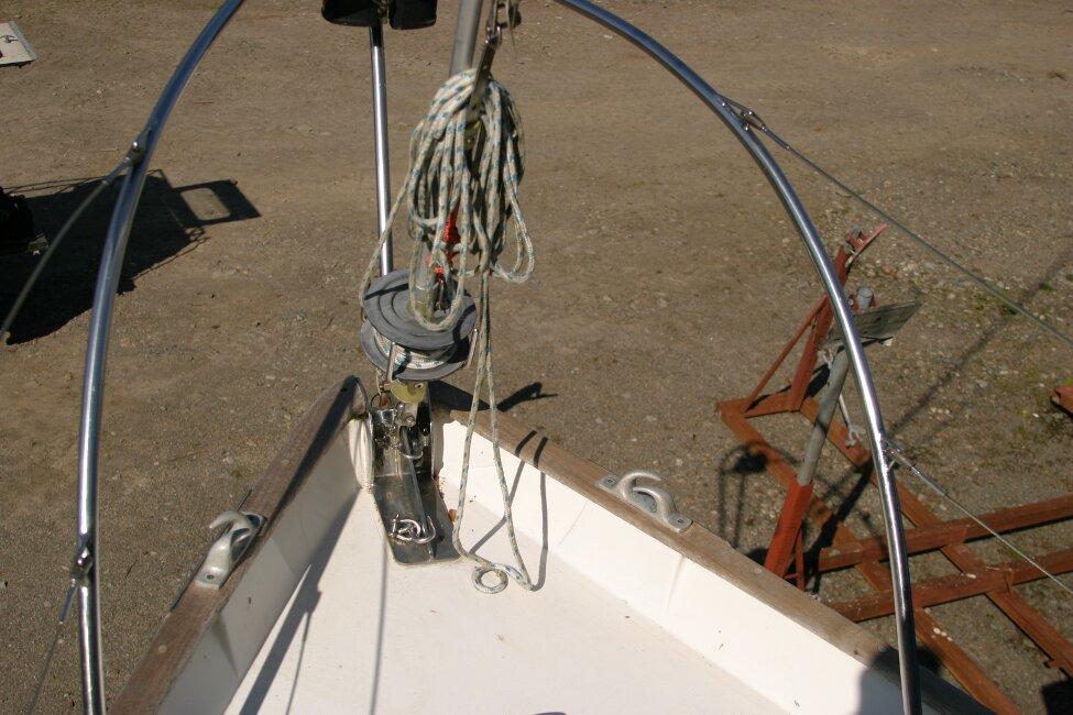 Nicholson 32 Mk X Roller Reefing Gear