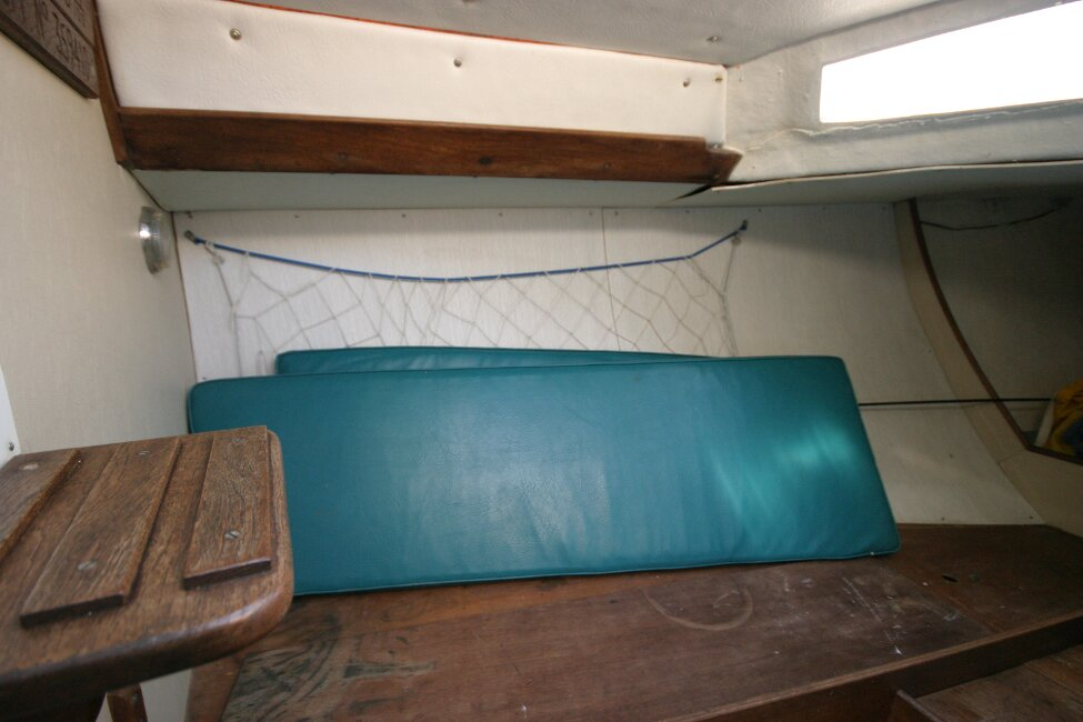Nicholson 32 Mk Xfor sale Forward cabin - port v berth -