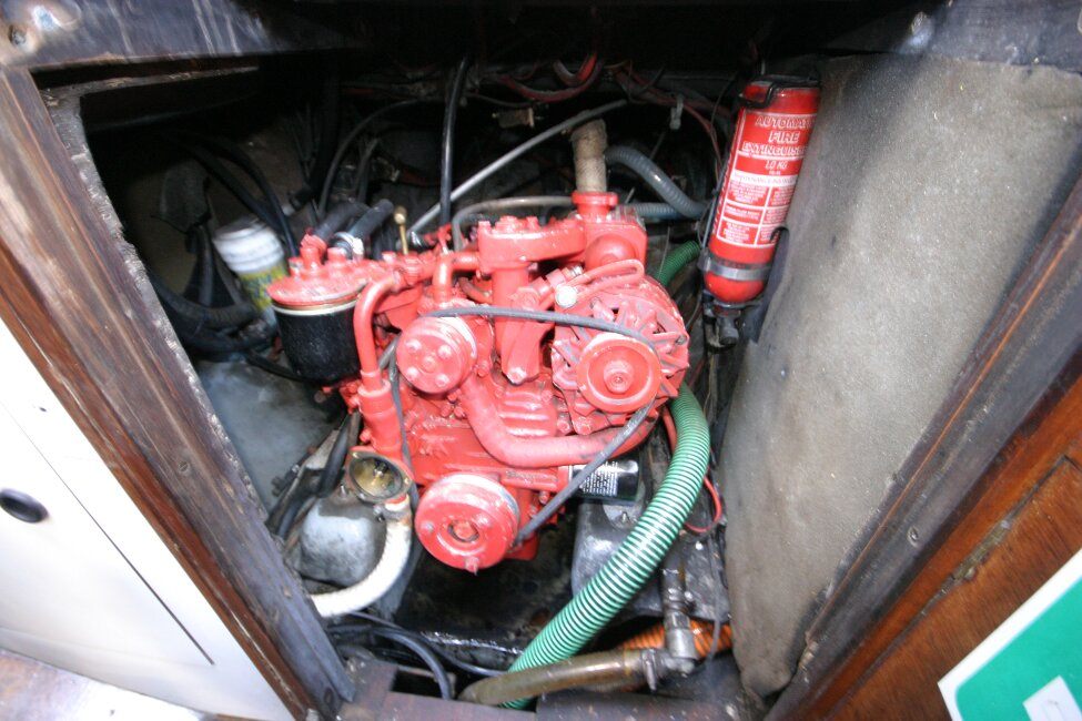 Nicholson 32 Mk Xfor sale Engine -