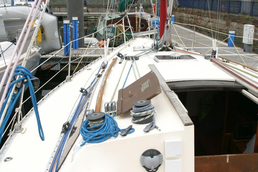 Jeanneau SunShine Regatta 38 Port