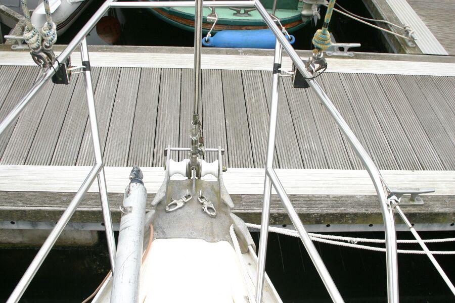 Jeanneau SunShine Regatta 38 Bow fittings