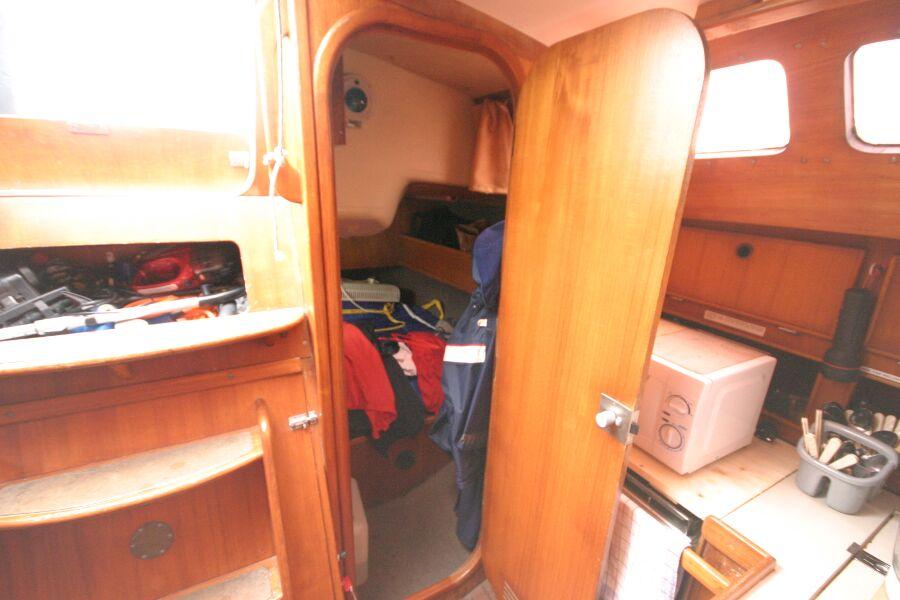 Jeanneau SunShine Regatta 38 Port Aft Cabin