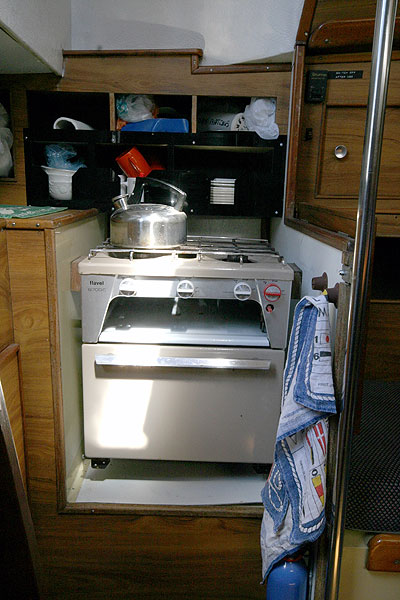 Moody 30for sale Stove - Rings, Grill and Oven