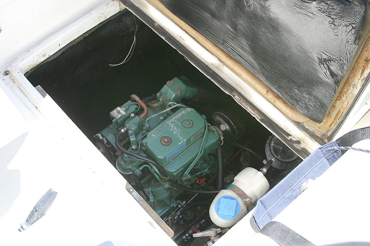 Moody 30for sale Engine -