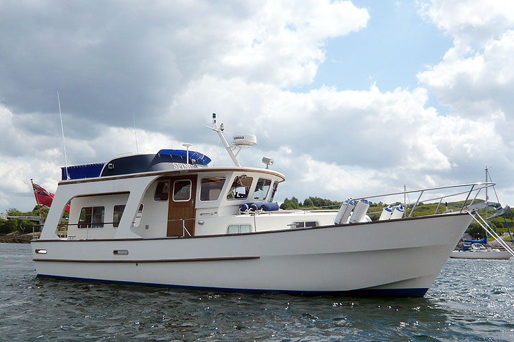 Trawler boats for sale in ct