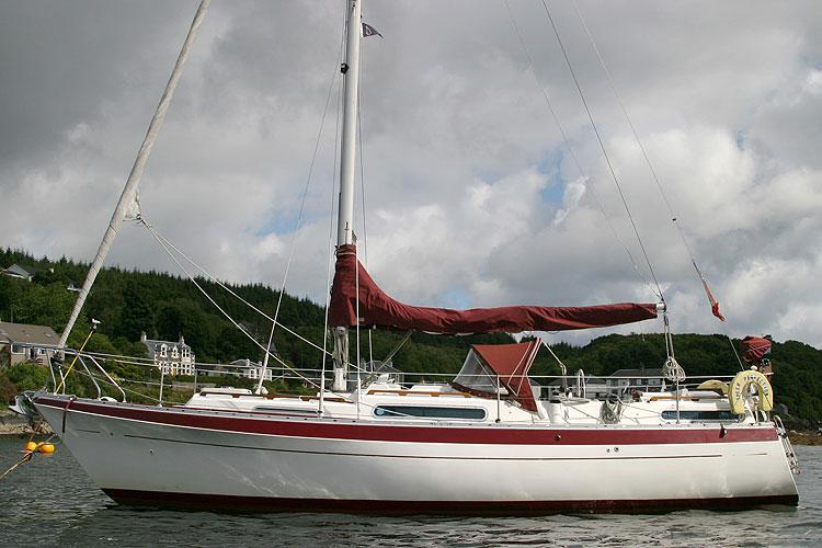 Moody 33 Mk II