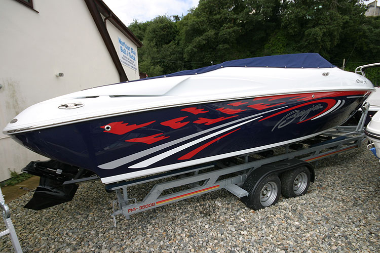 Baja Boss 237 Not For Sale Details For Information Only