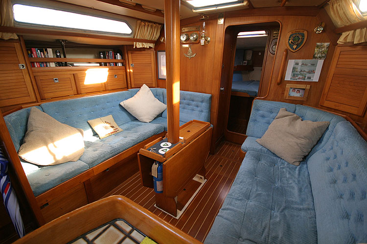Westerly Oceanlord 41 - £80000