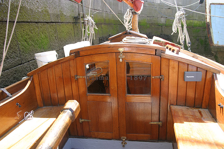 Classic Victorian Gentlemans Yacht Not For Sale Details