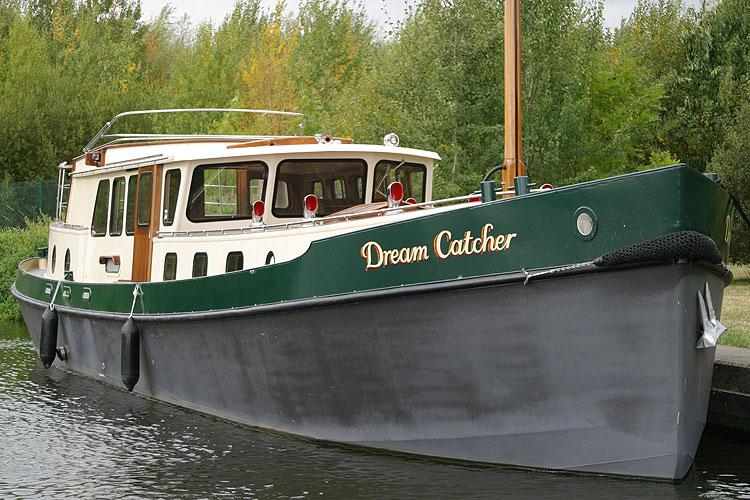 Walker Boats Dutch Barge