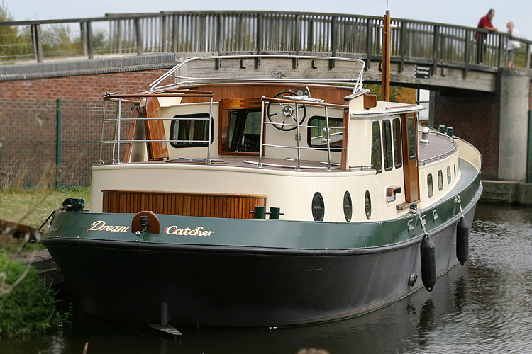 Walker Boats Dutch Barge