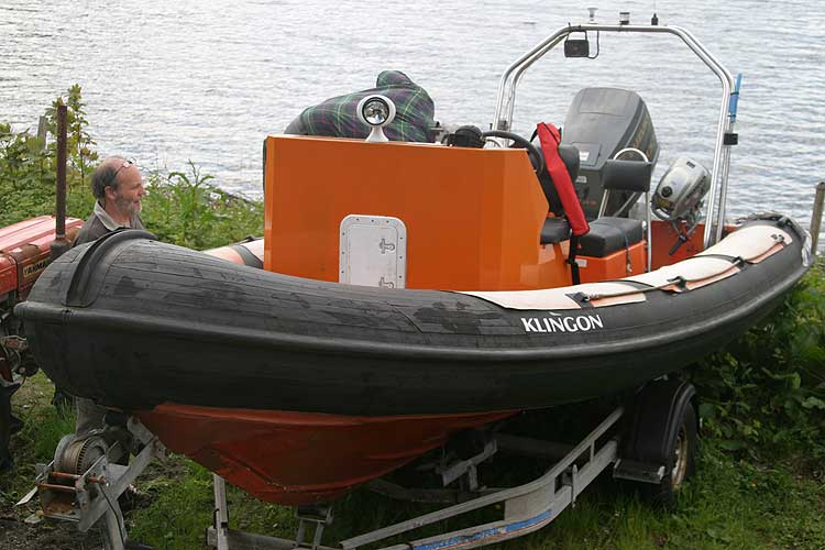 BWM 6m Sport Rib - NOT FOR SALE, details for information only