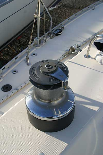 Jeanneau Trinidad 48 Ketchfor sale 3 speed winch -