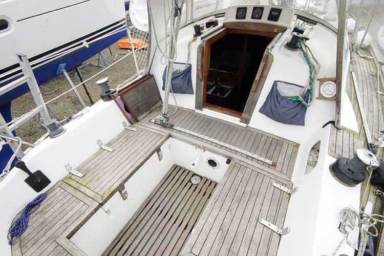 Vancouver 32 Cockpit