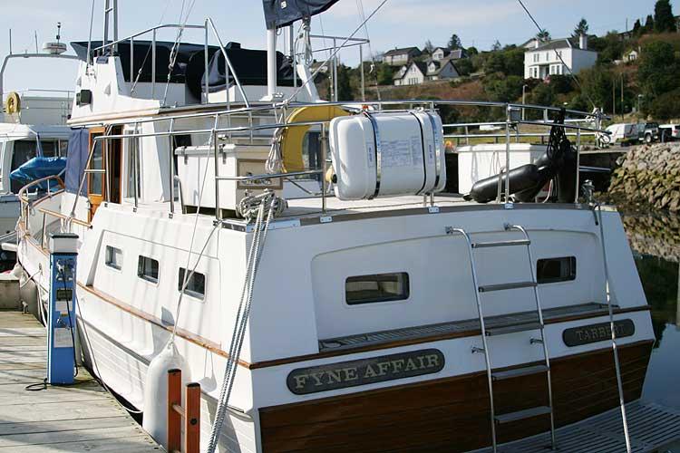 Grand Banks 36 Motor Yacht ...
