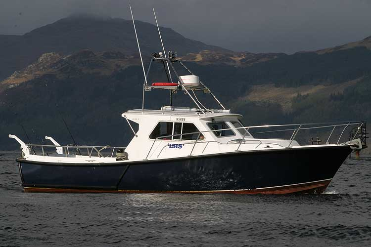 Lochin 33 Sports Fisherman Extended Wheelhouse Not For Sale Details For Information Only