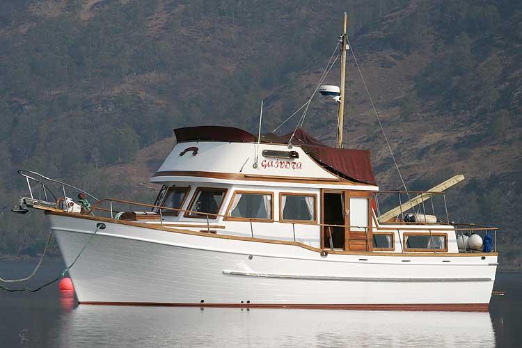 40 diesel trawlers