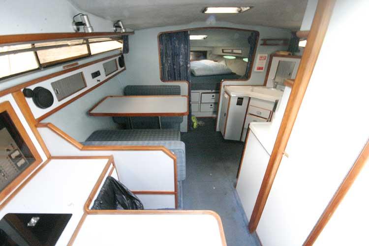 Sea Ray Sundancer Interior Sea Ray 340 Interior View