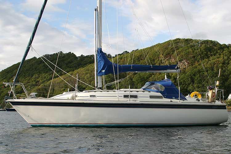 Westerly Fulmar 32 - £29500