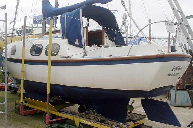 Westerly Nomad - NOT FOR SALE, details for information only