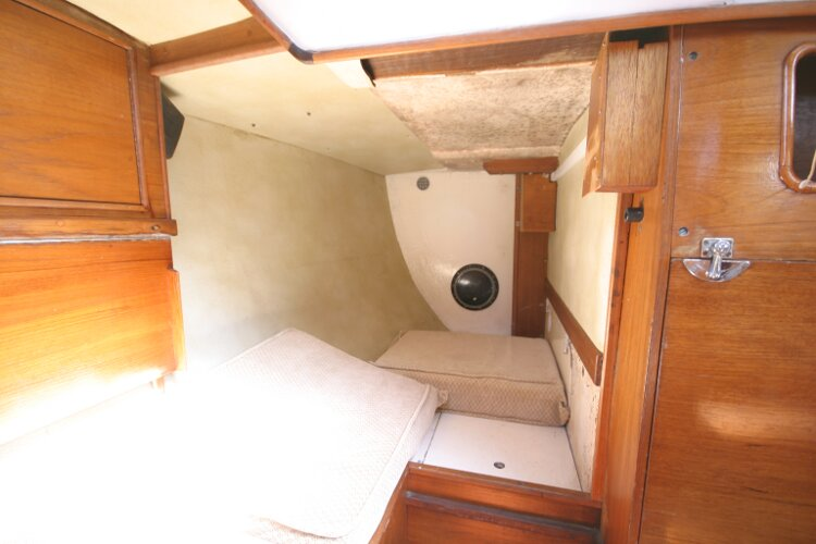 Colvic UFO 27for sale Starboard Quarter Berth -